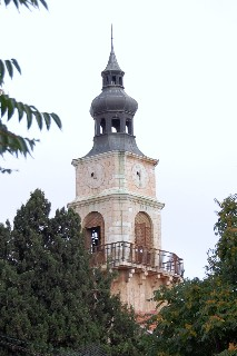 Schneller Orphanage Tower in Jerusalem